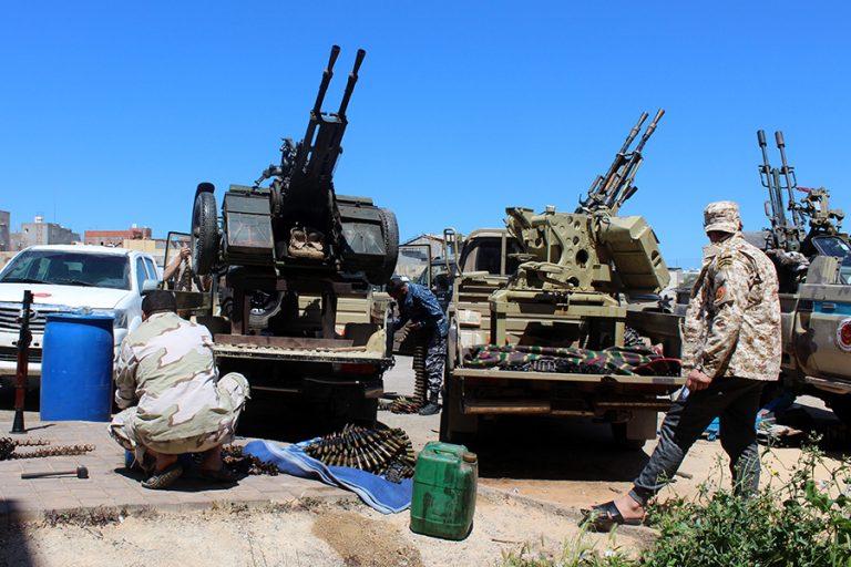 Λιβύη: Οι Τούρκοι ψάχνουν να βρουν ποιοι τους χτύπησαν- Καταστράφηκε βάση τους