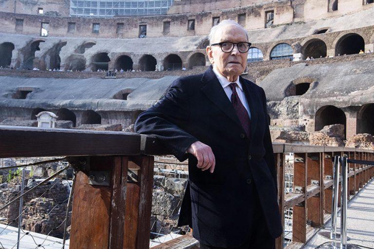 Πέθανε ο σπουδαίος Ιταλός συνθέτης Ένιο Μορικόνε