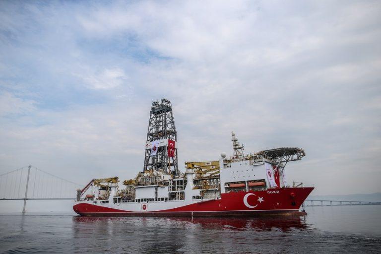 Bloomberg: H Τουρκία προκαλεί την ΕΕ με νέες γεωτρήσεις στις ακτές της Κύπρου