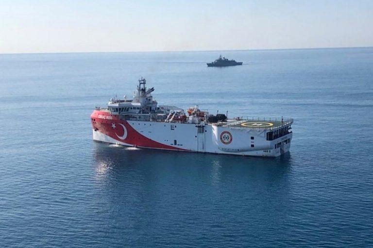 Τούρκος υπ. Ενέργειας: Το Oruc Reis ξεκίνησε τις έρευνες