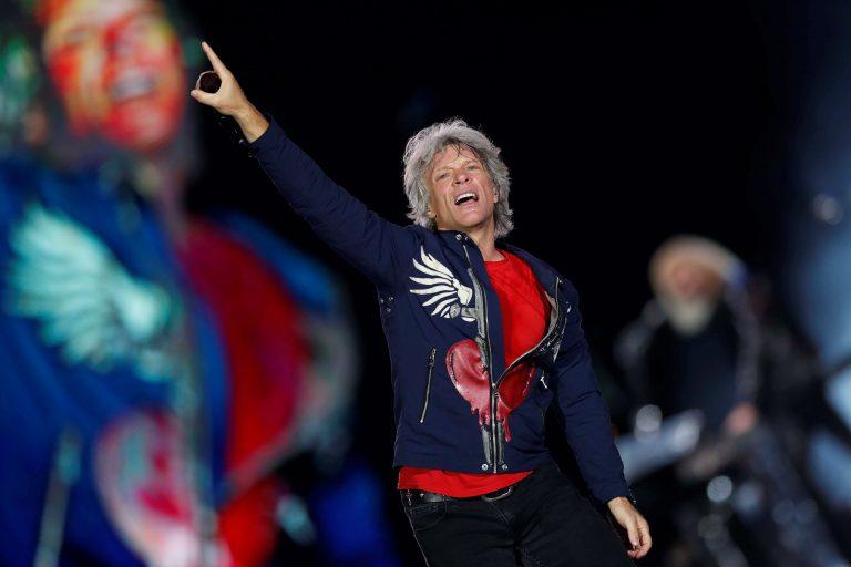 Τραγούδι για τη δολοφονία Φλόιντ έγραψαν οι Bon Jovi (Βίντεο)
