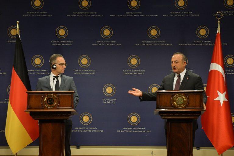 DW: Η γερμανική προεδρία θέλει «διάλογο σε βάθος» με την Τουρκία