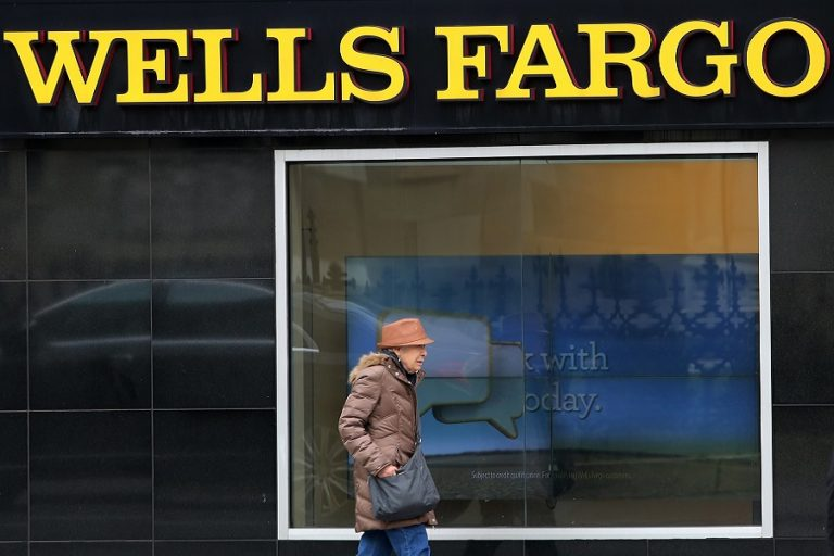 Wells Fargo: Ζημιά 2,4 δισ. δολαρίων για το β' τρίμηνο- Υποχώρηση των εσόδων