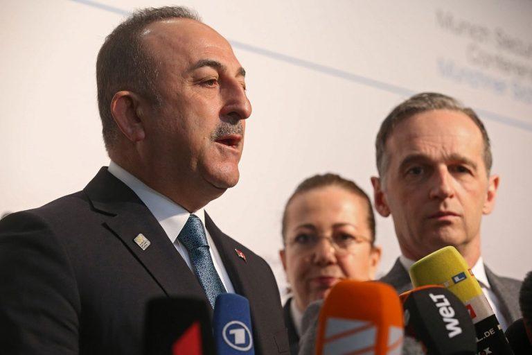 Ο Τσαβούσογλου απειλεί «στεγνά» μπροστά στον Μαάς: Την επόμενη φορά θα κάνουμε ό,τι χρειαστεί και δεν θα είναι ατύχημα
