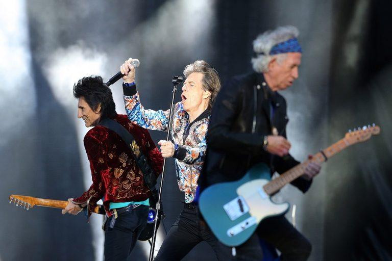 Οι Rolling Stones βγάζουν… μπάρες σοκολάτας
