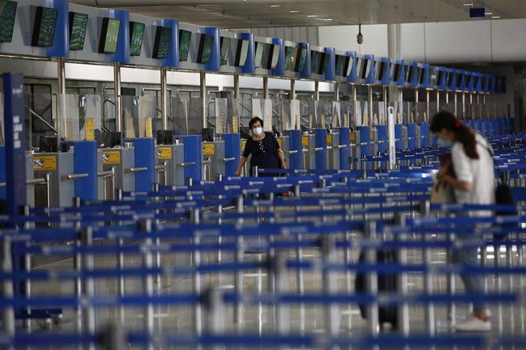 Παρατείνονται ως τις 18 Ιανουαρίου οι περιορισμοί στις εσωτερικές πτήσεις της χώρας