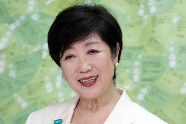 Δεύτερη θητεία για την κυβερνήτη του Τόκιο- Θεωρείται η επόμενη πρωθυπουργός