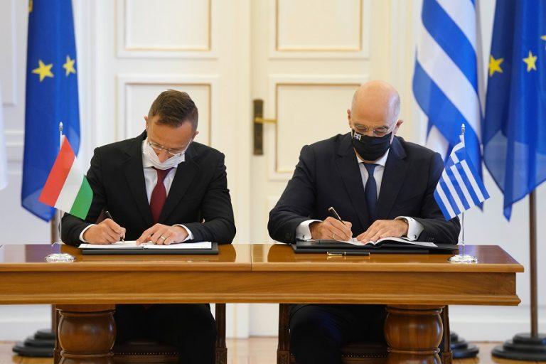 Υπεγράφη το μνημόνιο συνεργασίας για τον τουρισμό μεταξύ Ελλάδας και Ουγγαρίας
