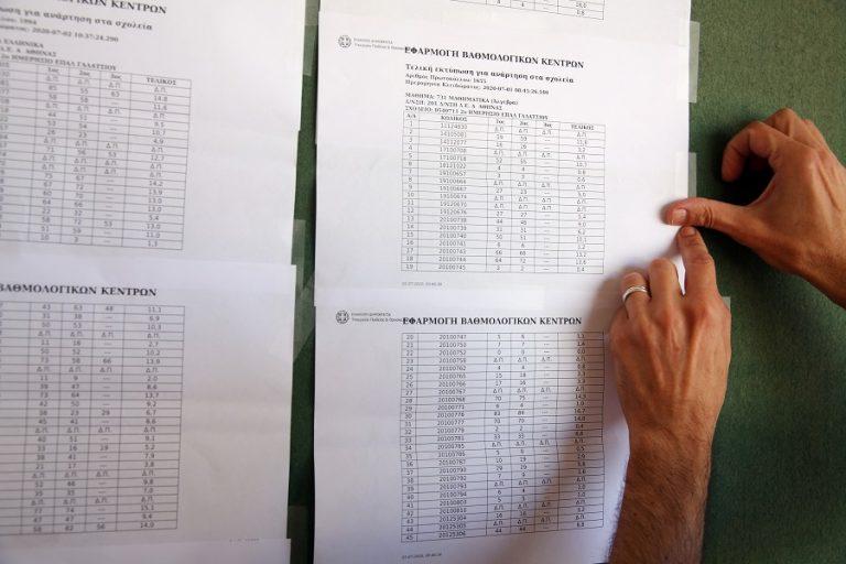 Πανελλαδικές 2020: Οι σχολές με χαμηλή βάση αλλά μεγάλη απορρόφηση από την αγορά εργασίας