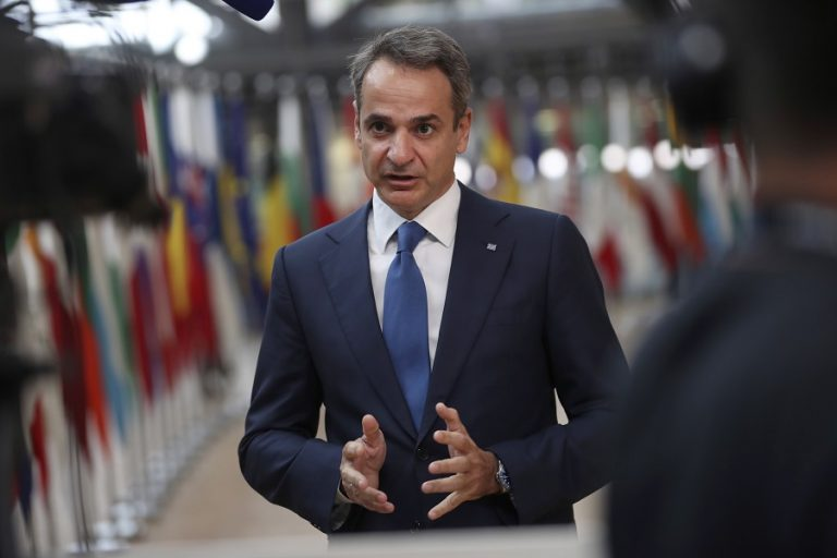 Μητσοτάκης: Η ΕΕ να φανεί συνεπής απέναντι στις προκλήσεις της Τουρκίας
