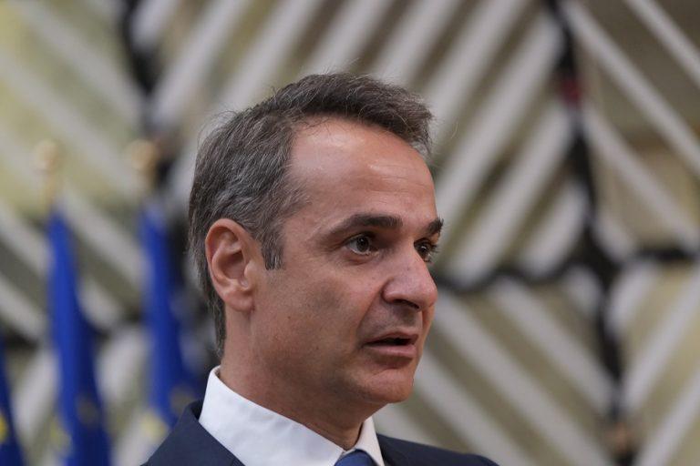 Μητσοτάκης: Αν η Τουρκία αρνηθεί να λογικευτεί οι Ευρωπαίοι ηγέτες να επιβάλουν ουσιαστικές κυρώσεις