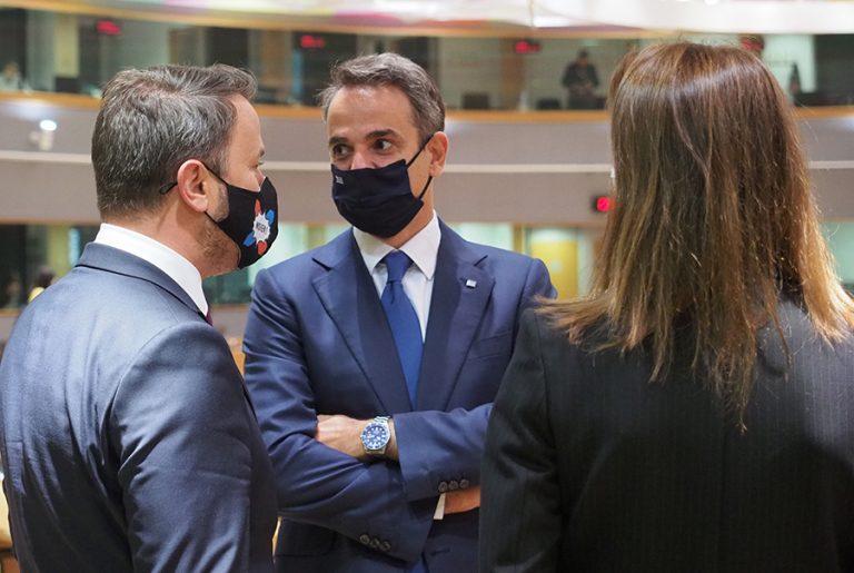 Στις Βρυξέλλες για τη Σύνοδο Κορυφής ο Μητσοτάκης – Ποια θέματα είναι στην ατζέντα
