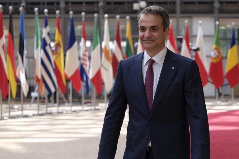 Μητσοτάκης: Η Ελλάδα θα λάβει πάνω από 70 δισ. ευρώ. Θα τα διαχειριστούμε με ευθύνη και σύνεση