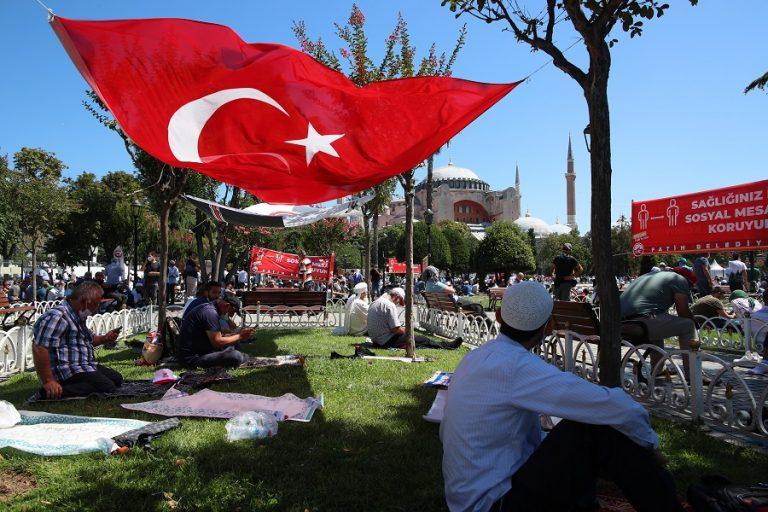 Η Τουρκία απαγόρευσε τις διαφημιστικές καταχωρίσεις σε Twitter, Periscope και Pinterest