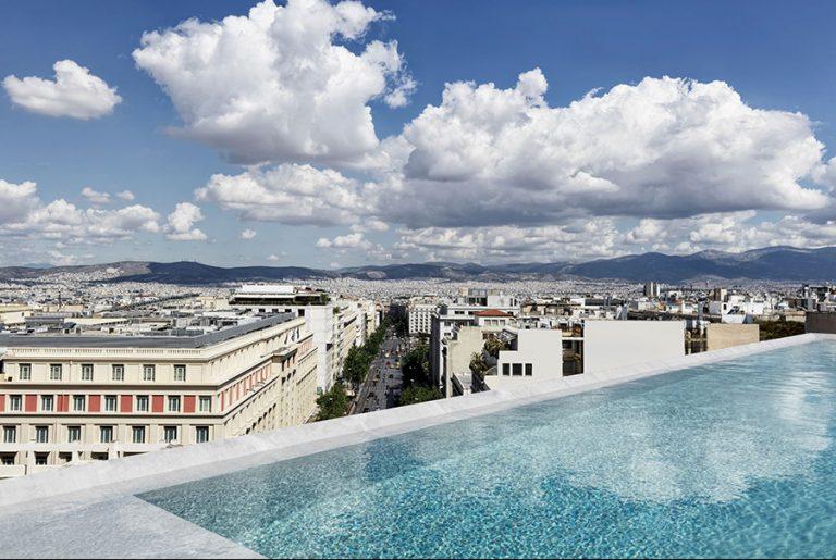 Την 1η Σεπτεμβρίου ανοίγει το Athens Capital Hotel- Το πρώτο MGallery Hotel στην Ελλάδα