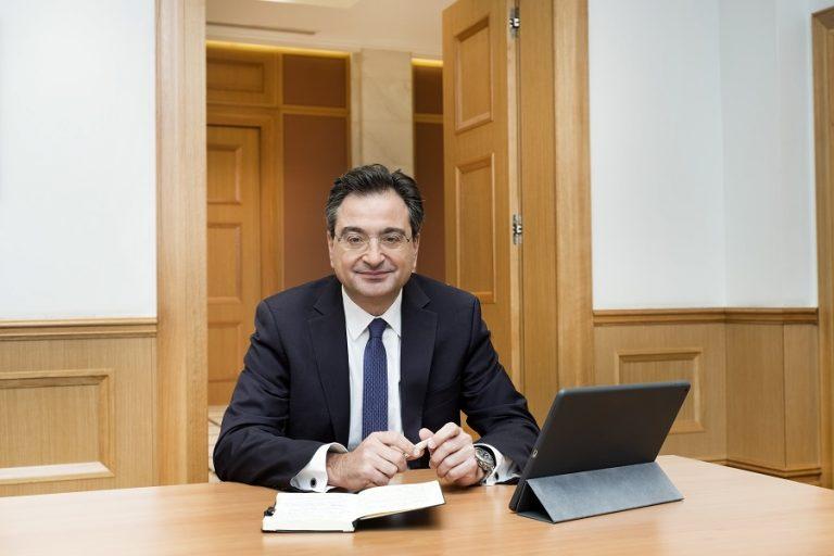 Φ. Καραβίας: Oι στόχοι και οι προκλήσεις της Eurobank