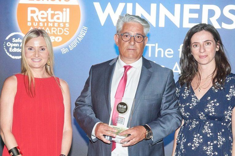 ΑΒ Βασιλόπουλος: Έξι βραβεία στα RetailBusiness Awards 2020