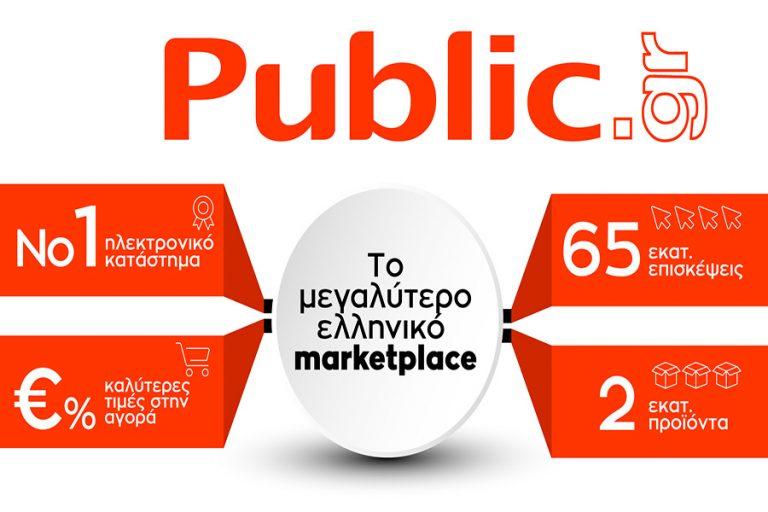 Public- MediaMarkt: Επενδύσεις 26 εκατ. ευρώ με στόχο την κυριαρχία στο ηλεκτρονικό εμπόριο
