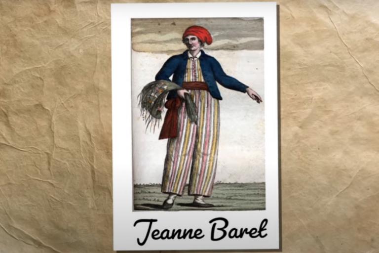 Jeanne Baret: Το Google τιμά με doodle την πρώτη γυναίκα που έκανε τον περίπλου της Γης