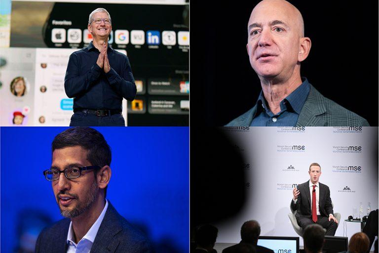 Κατάφεραν να αυξήσουν την αξία τους κατά 400 εκατ. δολάρια μέσα σε μια νύχτα οι «Big Tech»