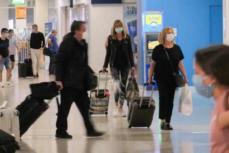 «Ανάσα» για τον τουρισμό: Πάνω από 20.000 αφίξεις επιβατών την 1η Ιουλίου
