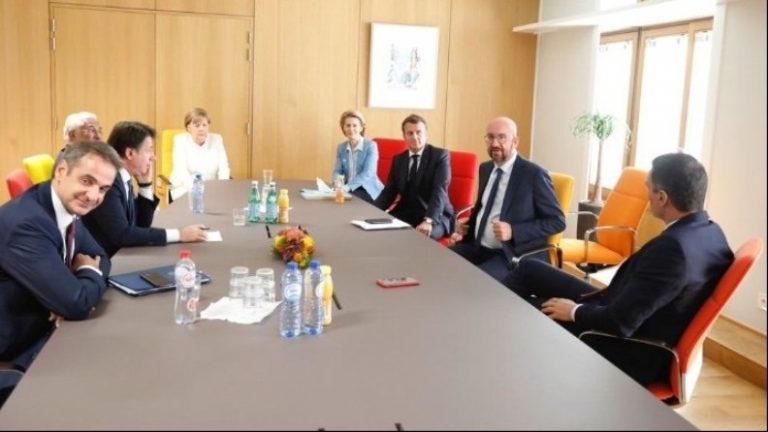 Προσπάθεια να πειστούν οι ηγέτες των «φειδωλών» χωρών στις Βρυξέλλες  (UPD)