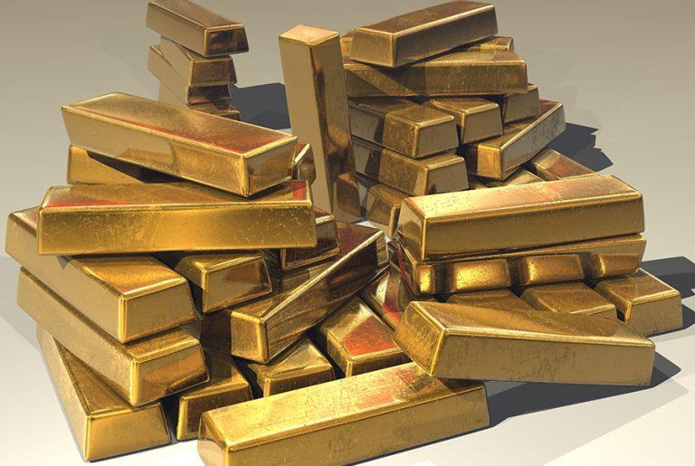 Απότομη υποχώρηση της τιμής του χρυσού μετά το συνεχόμενο «ράλι»