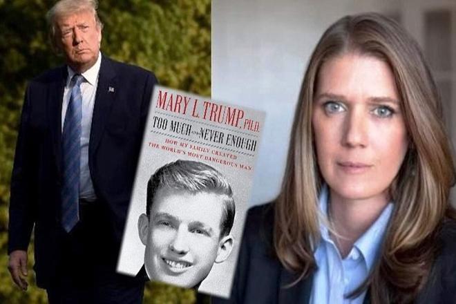 Ανιψιά Τραμπ: Ο Ντόναλντ Τραμπ μπορεί να έχει πολλαπλές ψυχικές διαταραχές