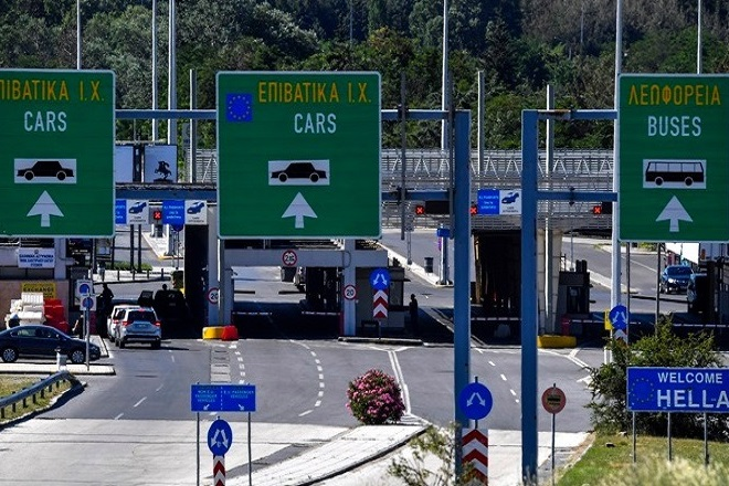 Τι προβλέπει η ΚΥΑ για τους περιορισμούς εισόδου στην Ελλάδα από τον Προμαχώνα