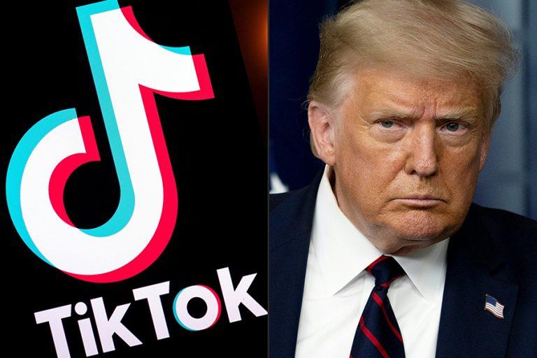 Στα αμερικανικά δικαστήριο το TikTok μετά το «μπλόκο» Τραμπ