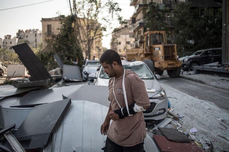 Λίβανος: Μια χώρα γεμάτη οργή και θρήνο