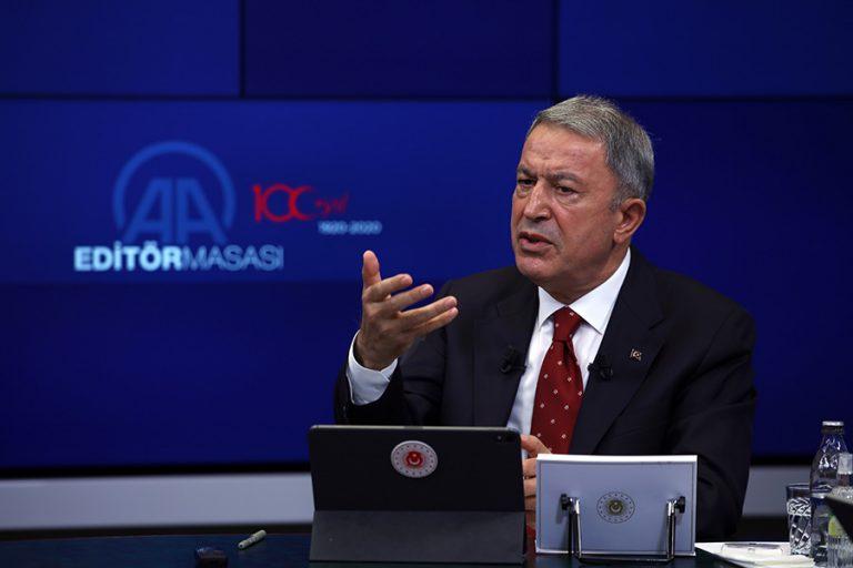 Ακάρ: Εμμονικά επεκτατικοί οι Έλληνες, δεν υπερτερούν της Τουρκίας