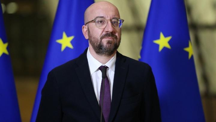 Την πλήρη αλληλεγγύη της ΕΕ στην Ελλάδα και την Κύπρο εξέφρασε ο Σαρλ Μισέλ