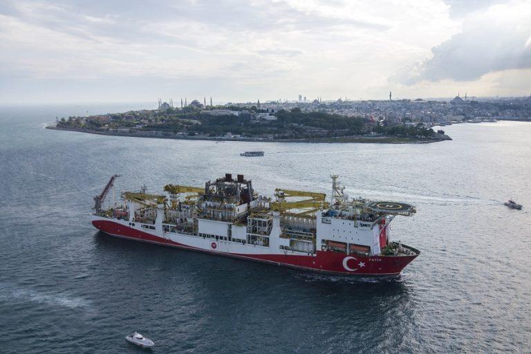 Κοίτασμα φυσικού αερίου ανακάλυψε στη Μαύρη Θάλασσα η Τουρκία
