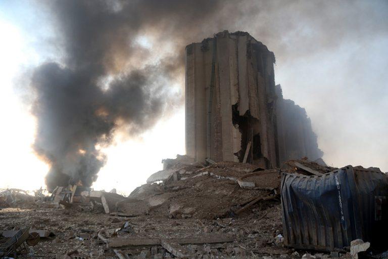 Λίβανος: Από αμέλεια η έκρηξη – Πώς βρέθηκε το νιτρικό αμμώνιο στη Βηρυτό