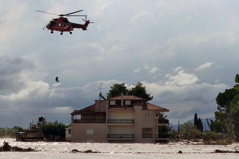 Η Εύβοια μετράει τις πληγές της: Επτά νεκροί, ένας αγνοούμενος και τεράστιες καταστροφές