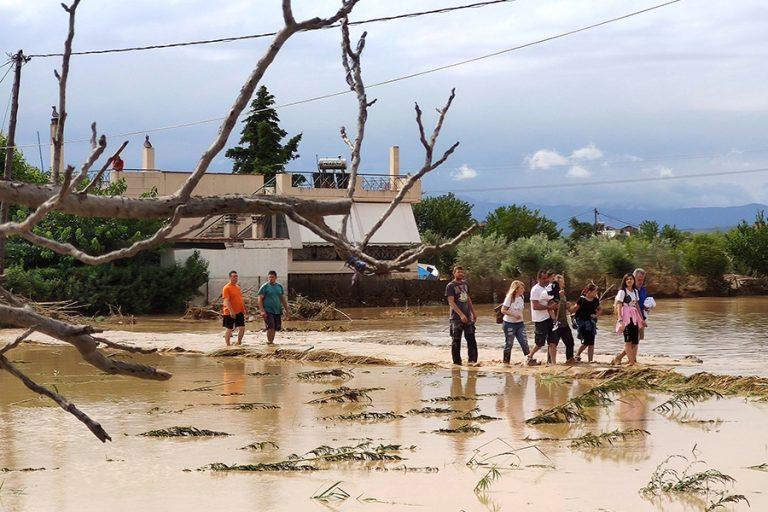 Τραγωδία στην Εύβοια: Πέντε νεκροί από τις πλημμύρες, ανάμεσά τους ένα βρέφος