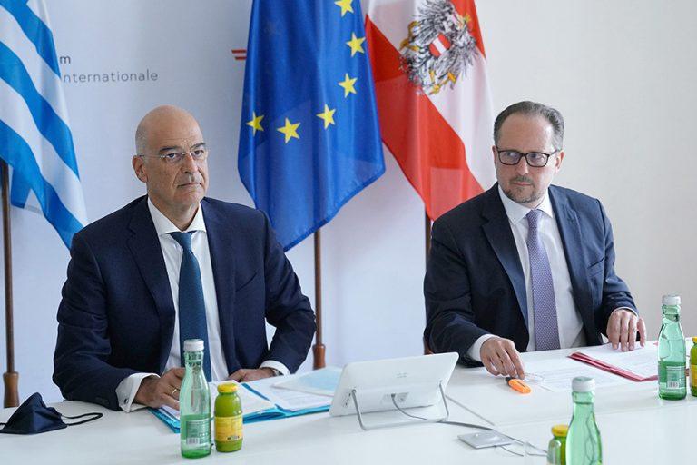 Πλήρης αλληλεγγύη σε Ελλάδα και Κύπρο από τους Ευρωπαίους υπουργούς Εξωτερικών