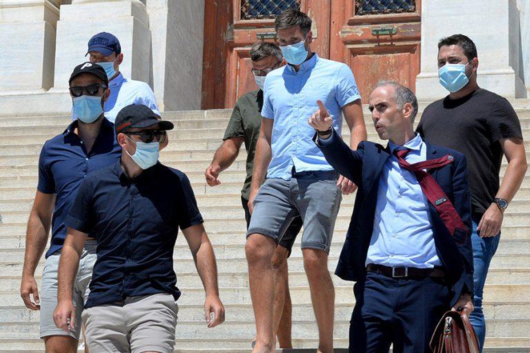 Ο Μαγκουάιρ «σπάει» τη σιωπή του: «Φοβήθηκα για τη ζωή μου στην Ελλάδα. Δεν χρωστώ συγγνώμη σε κανέναν»