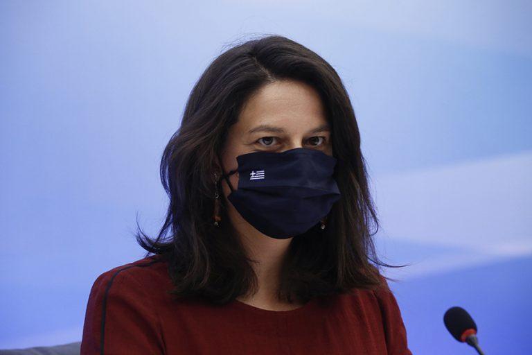 Ν. Κεραμέως: Εκτός μαθήματος όσοι μαθητές δεν φορούν μάσκα
