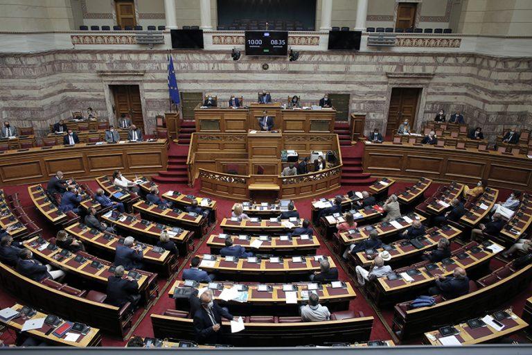 Κυρώθηκε η συμφωνία Ελλάδας-Αιγύπτου για την ΑΟΖ- Υπερψήφισαν 178 βουλευτές
