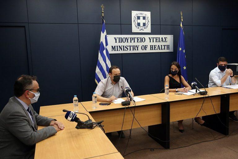 Χαρδαλιάς: Παράταση για 14 μέρες των έκτακτων μέτρων για τον κορωνοϊό