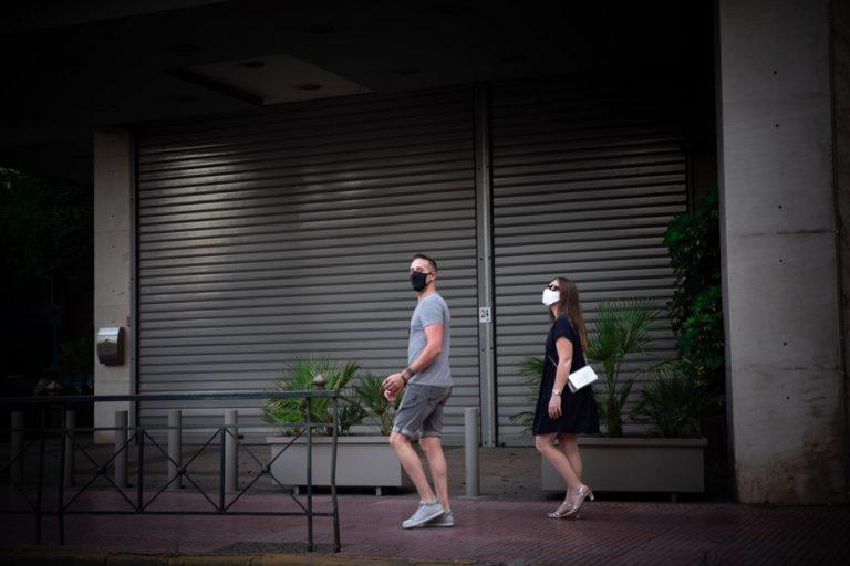 Κορωναϊός: Νέο αρνητικό ρεκόρ με 293 κρούσματα – Πέντε θάνατοι το τελευταίο 24ωρο