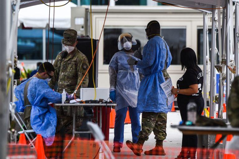 Στα 19,65 εκατ. τα κρούσματα κορωνοϊού παγκοσμίως – Πάνω από 725.000 οι νεκροί