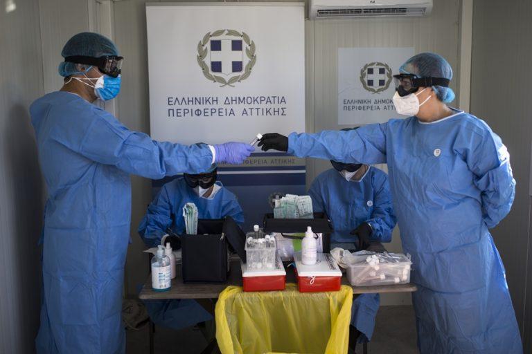Κορωνοϊός: Πάνω από 200 τα κρούσματα και σήμερα – 209 νέα και τρεις θάνατοι