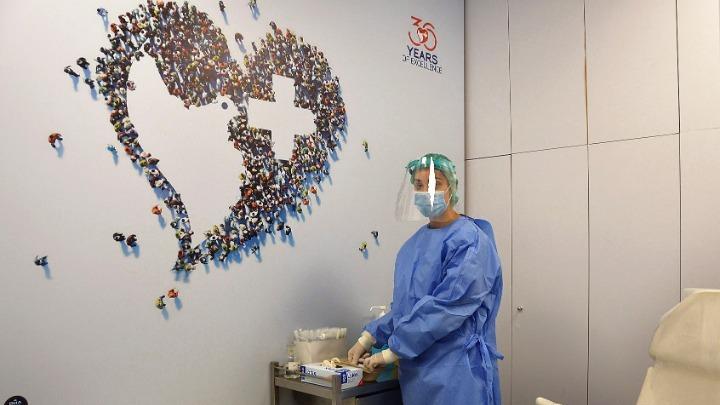 Στρατηγική συνεργασία Fraport Greece και Ομίλου Ιατρικού Αθηνών για μοριακά τεστ κορωνοϊού
