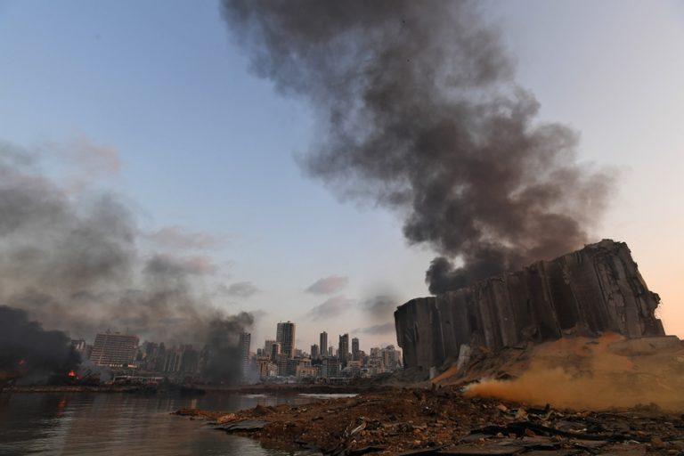 Λίβανος – Βίντεο: Η έκρηξη που θύμισε Χιροσίμα, πάνω από 100 οι νεκροί