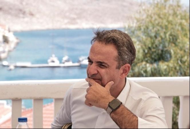 Μείωση του ΕΝΦΙΑ για τα μικρά νησιά ανακοίνωσε ο Κυριάκος Μητσοτάκης