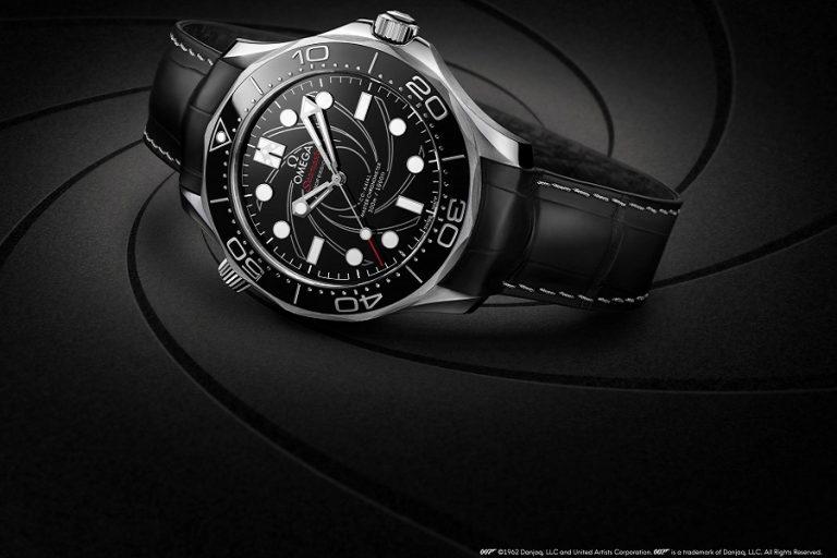 OMEGA: Παρουσιάζει το νέο ρολόι James Bond, εξοπλισμένο με πλατίνα και χρυσό