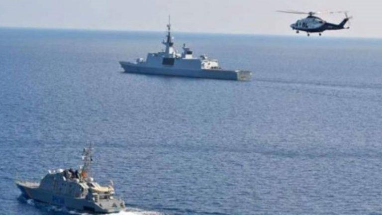 Mήνυμα στην Τουρκία: Κοινή αεροναυτική άσκηση Ελλάδας – ΗΠΑ στα νότια της Κρήτης